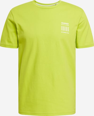 BOSS Shirt 'Summer' in neon yellow, Item view