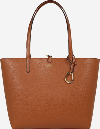 Lauren Ralph Lauren Shopper 'RVRSBLE' i brun / orange, Produktvisning