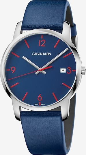 Calvin Klein Analoog horloge in de kleur Blauw / Rood, Productweergave