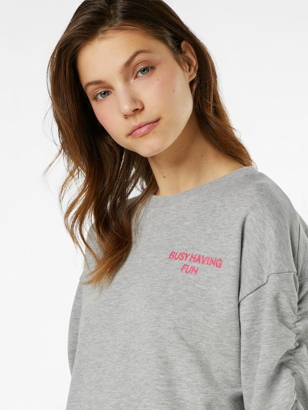 Mavi Sweatshirt mit Stickerei