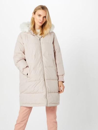 GAP Płaszcz zimowy w kolorze różowy pudrowym, Podgląd na modelu(-ce)