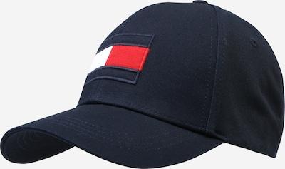 TOMMY HILFIGER Czapka z daszkiem 'BIG FLAG' w kolorze ciemny niebieski / czerwony / białym, Podgląd produktu