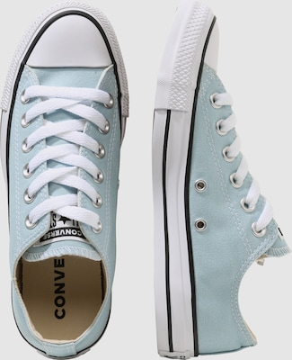 4465acf4686 durable modeling CONVERSE Sneakers laag 'CHUCK TAYLOR ALL STAR OX' in  Lichtblauw / Wit