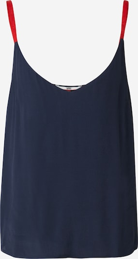 Tommy Jeans Top in navy, Produktansicht