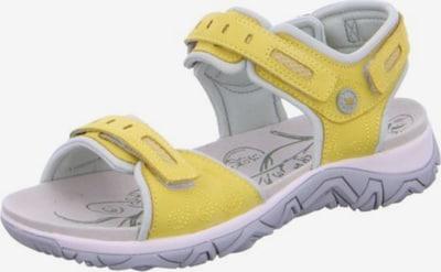 ALLROUNDER BY MEPHISTO Sandalen in gelb / hellgrau, Produktansicht