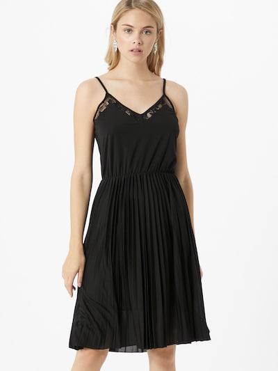 ABOUT YOU Šaty 'Lotte Dress' - černá: Pohled zepředu