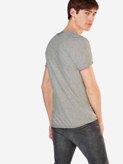 Key Largo Shirt 'T BREAD' in grau: Rückansicht