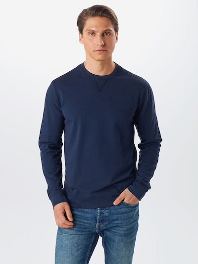 Only & Sons Sweatshirt 'ONSDAG' in dunkelblau: Frontalansicht