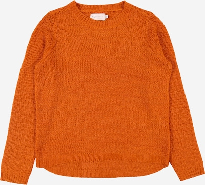 KIDS ONLY Pull-over 'GEENA' en orange, Vue avec produit