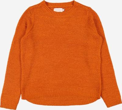 KIDS ONLY Trui 'GEENA' in de kleur Sinaasappel, Productweergave