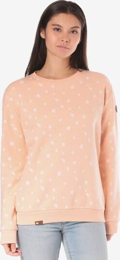 Lakeville Mountain Sweatshirt 'Uelle Dots' in rosa, Produktansicht