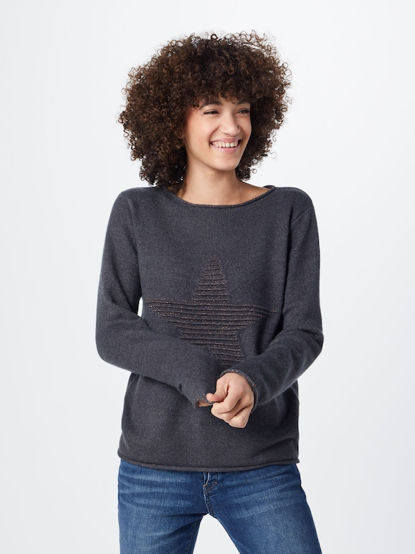 Pull En 8' over Soyaconcept 'basima Anthracite reWEdxCBQo