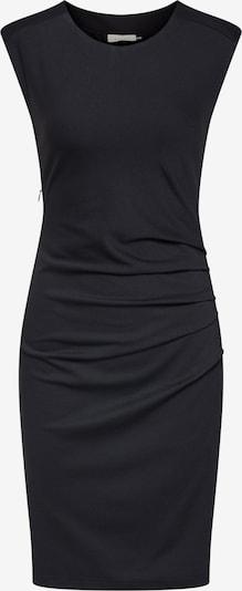 Kaffe Klasiska tipa kleita 'India Slim' pieejami melns: Priekšējais skats