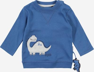 SIGIKID Shirt in himmelblau / schwarz / weiß, Produktansicht