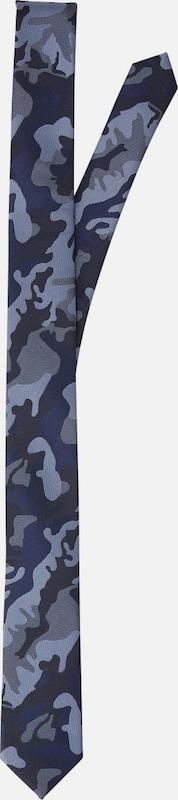 JACK & JONES Krawatte 'Camo'