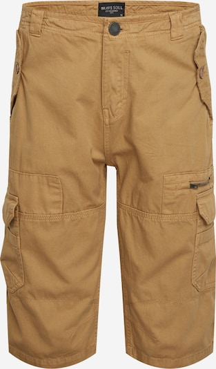 BRAVE SOUL Trousers 'ARDWICK19' in camel, Item view