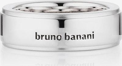 BRUNO BANANI Ring 'B4020R/90/00' in silber, Produktansicht