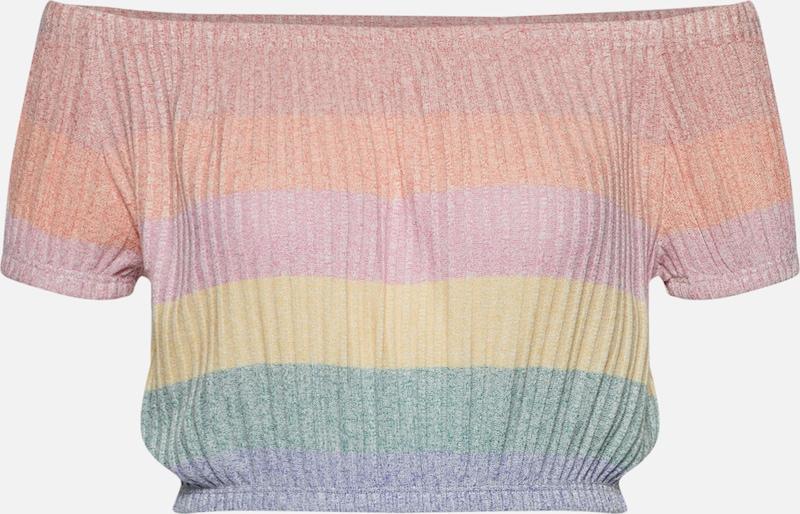shirt Pastel Jaune Rose Look En T ClairVert New 3j4RL5A