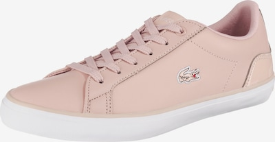 Sportbačiai be auliuko 'Lerond' iš LACOSTE , spalva - ryškiai rožinė spalva, Prekių apžvalga