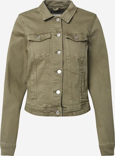 ONLY Jeansjacke in grün, Produktansicht
