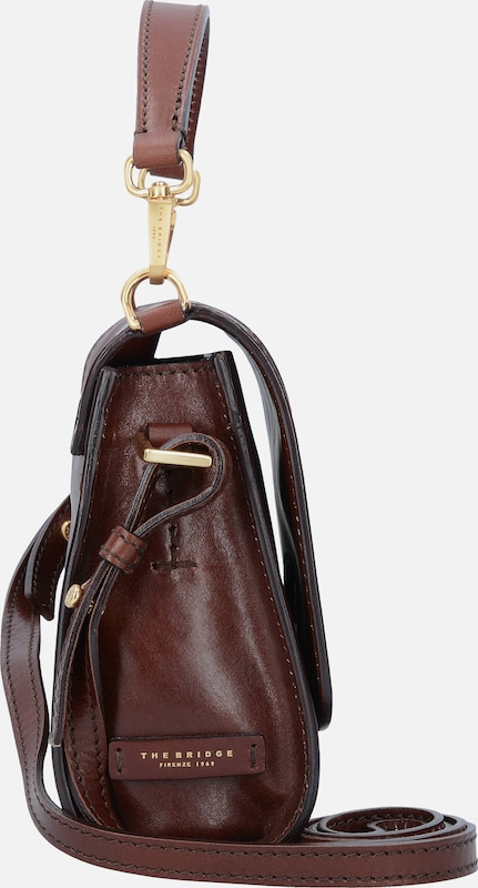 The Bridge 'Belleville Mini Bag' Handtasche Leder 19 cm