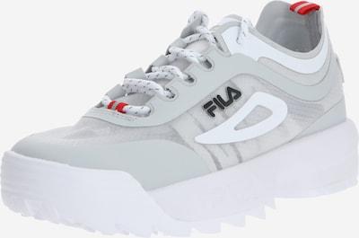 FILA Sneakers laag 'Heritage Disruptor' in de kleur Zwart / Wit, Productweergave