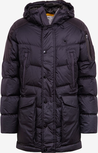 G-Star RAW Winterparka 'Whistler down' in de kleur Zwart, Productweergave