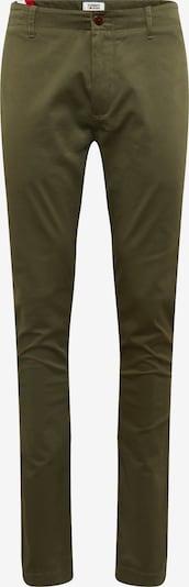 Pantaloni eleganți 'ESSENTIAL SLIM CHINO' Tommy Jeans pe verde închis, Vizualizare produs