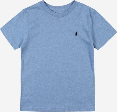 POLO RALPH LAUREN T-Shirt in blau: Frontalansicht