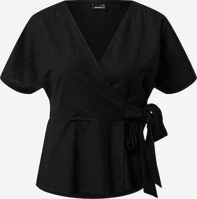 Gina Tricot T-Krekls 'Wanja' pieejami melns, Preces skats
