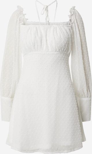 Rochie de vară 'SQUARE DOBBY' Missguided pe alb, Vizualizare produs