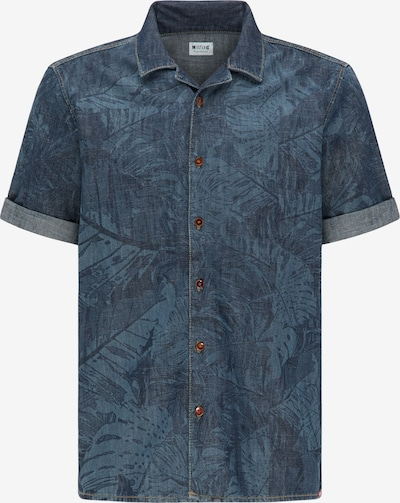 MUSTANG Hemd ' Chopper Shirt ' in blau, Produktansicht