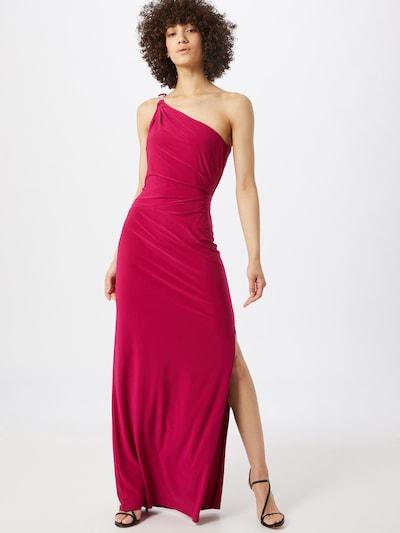 Lauren Ralph Lauren Вечерна рокля 'BELINA' в фуксия, Преглед на модела