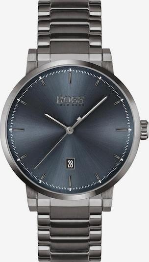 BOSS Casual Uhr 'Confidence' in grau / silbergrau, Produktansicht