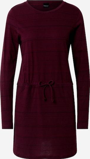 Rochie tricotat 'Swani' Iriedaily pe roșu vin, Vizualizare produs