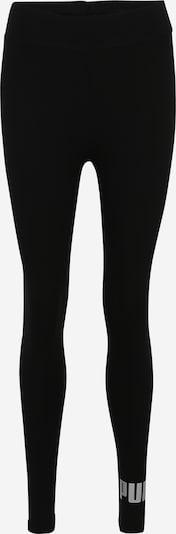 PUMA Športové nohavice 'ELEVATED' - čierna / strieborná, Produkt