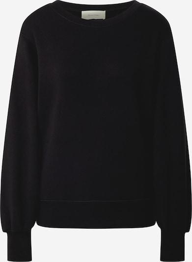 AMERICAN VINTAGE Sweat-shirt 'Fobye' en noir, Vue avec produit