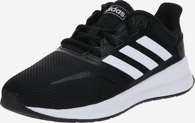 ADIDAS PERFORMANCE Sportschuh 'Runfalcon' in schwarz / weiß, Produktansicht