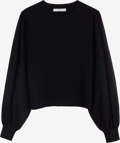 MANGO Pullover 'GASSAS' in schwarz, Produktansicht