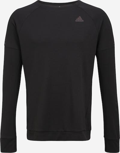 ADIDAS PERFORMANCE Sweatshirt 'Supernova' in schwarz, Produktansicht