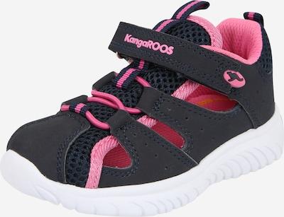 myToys-COLLECTION Schuhe 'KI-Rock Lite EV' in navy / pink, Produktansicht