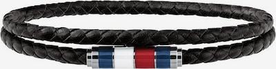 TOMMY HILFIGER Armband in mischfarben / schwarz, Produktansicht