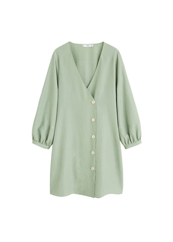 MANGO Kleid 'Agardi I' in mint | ABOUT YOU