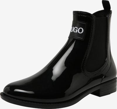 HUGO Chelsea Boots 'NOLITA' en noir, Vue avec produit