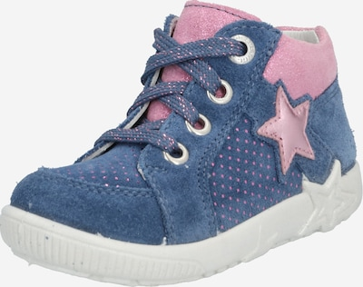 SUPERFIT Schuhe 'Starlight' in dunkelblau / rosa, Produktansicht