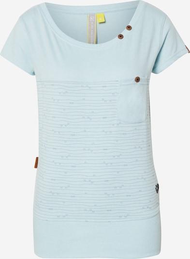 Alife and Kickin T-shirt 'Cora' en bleu clair, Vue avec produit