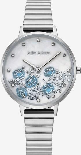 Julie Julsen Uhr 'JJW1212SM' in blau / silber, Produktansicht