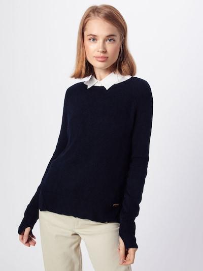 LTB Pullover 'HOGIKES' in schwarz, Modelansicht