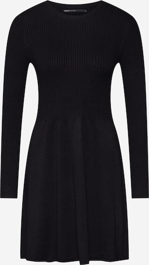 ONLY Gebreide jurk 'ALMA' in de kleur Zwart, Productweergave