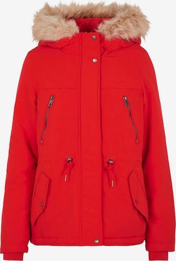 VERO MODA Winterjas in de kleur Rood, Productweergave